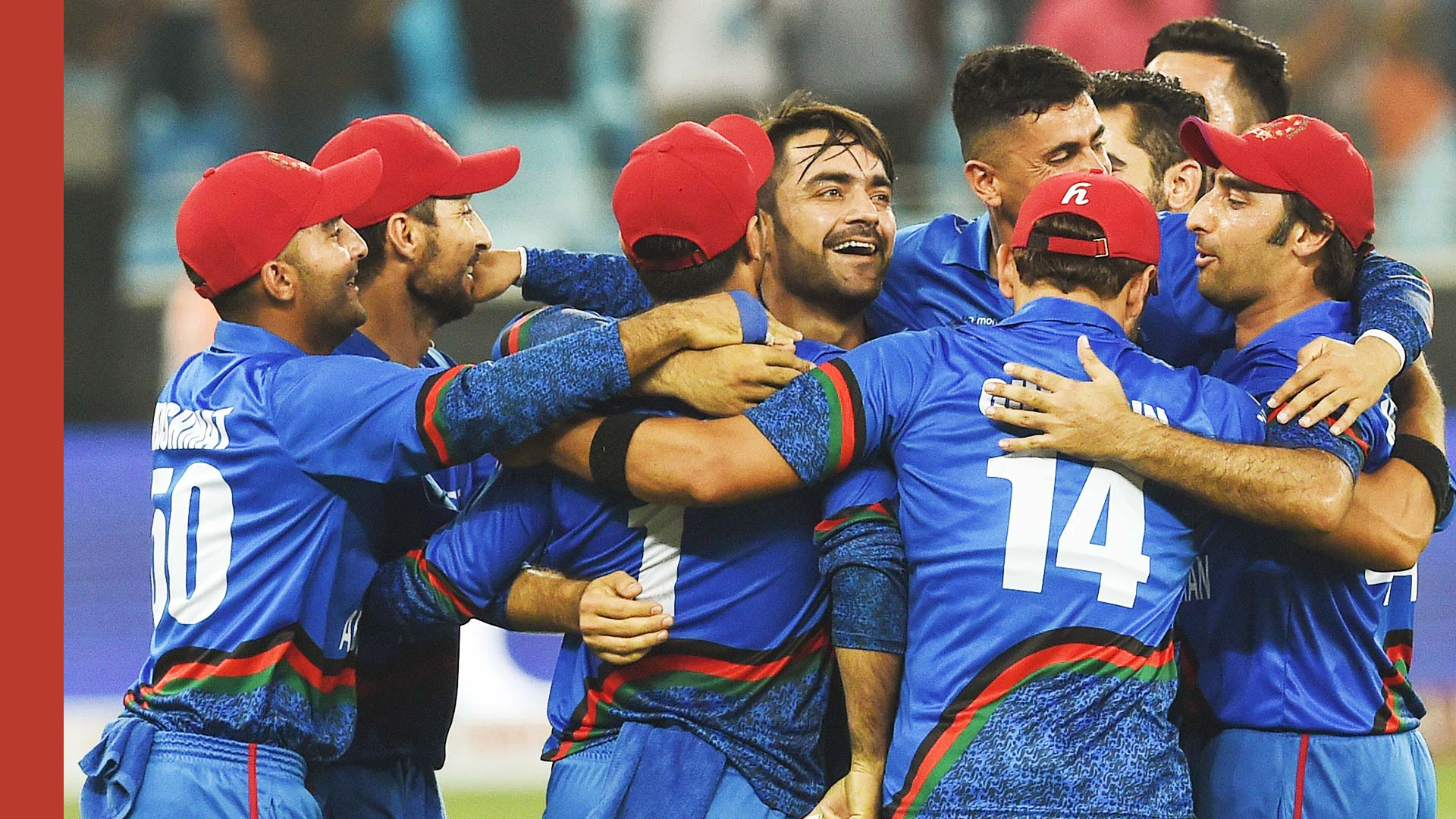 Afghanistan, the underdogs of the world cup, have managed to win the hearts of many cricket fans.