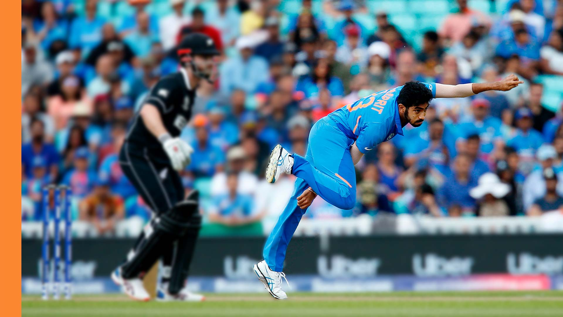 Jasprit Bumrah has been the star player of many a match this world cup.
