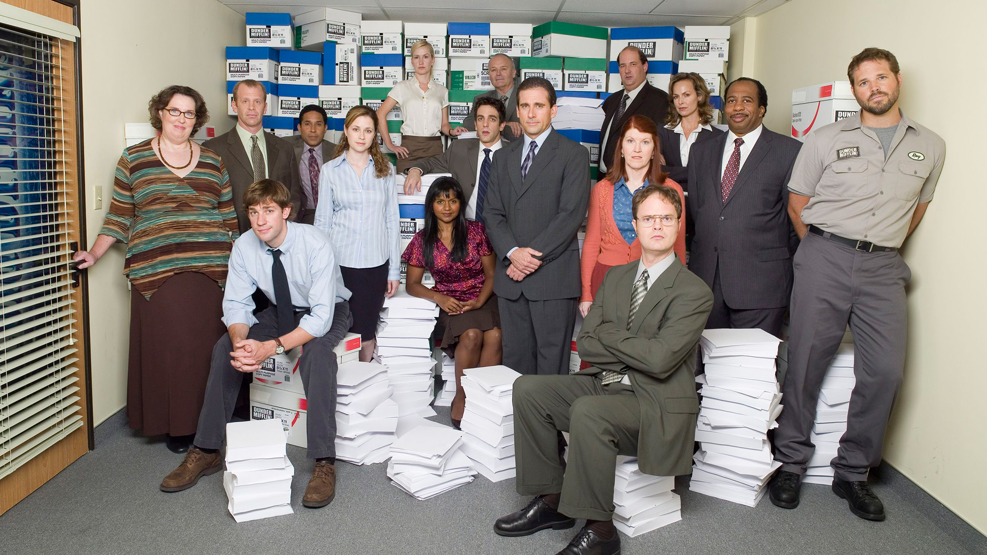 The Office is a weirdly accurate depiction of a successful workplace!