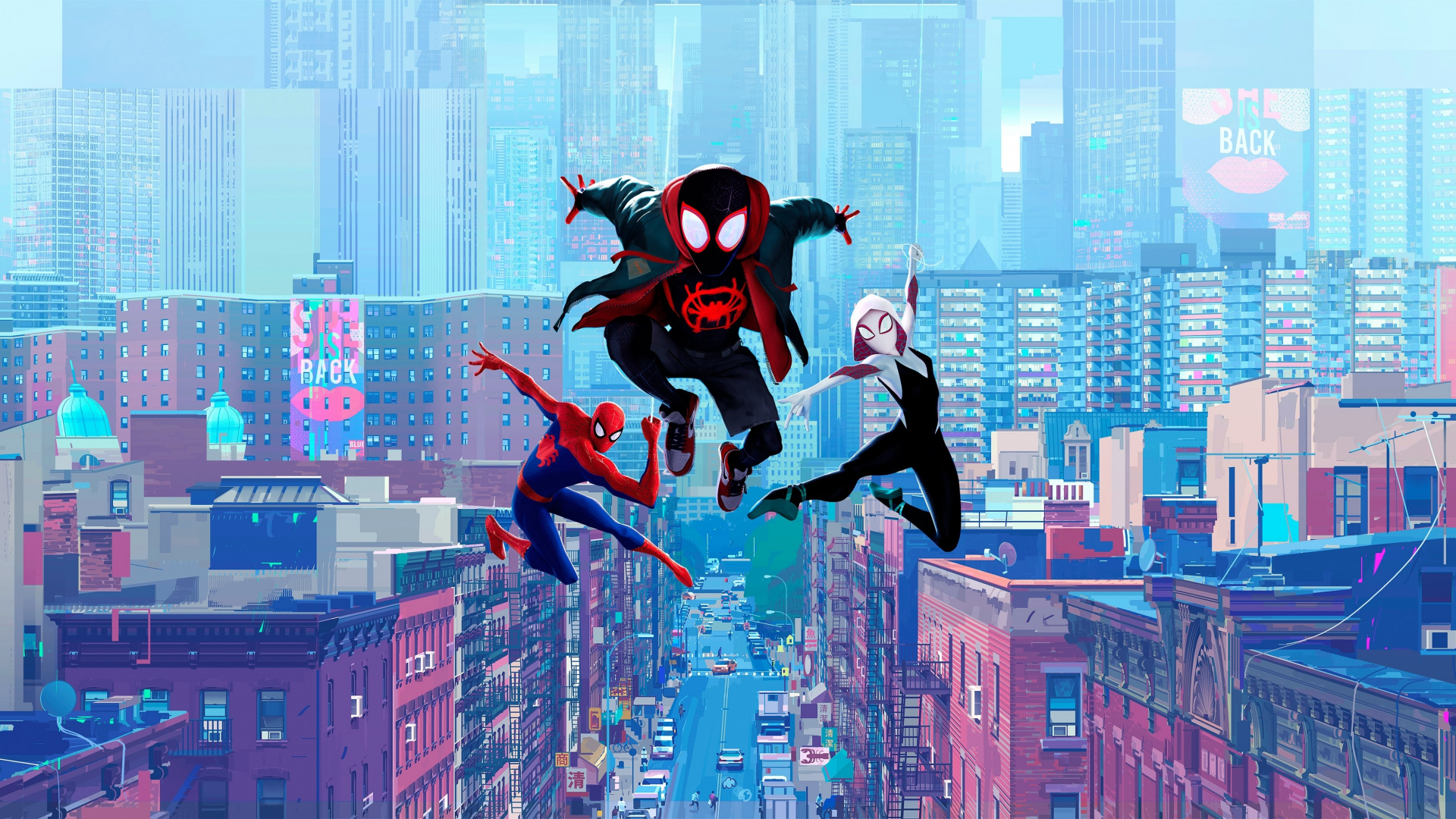Spiderman: Into the Spiderverse is a brilliant superhero film, a technological marvel and a great example of on the job training done right!
